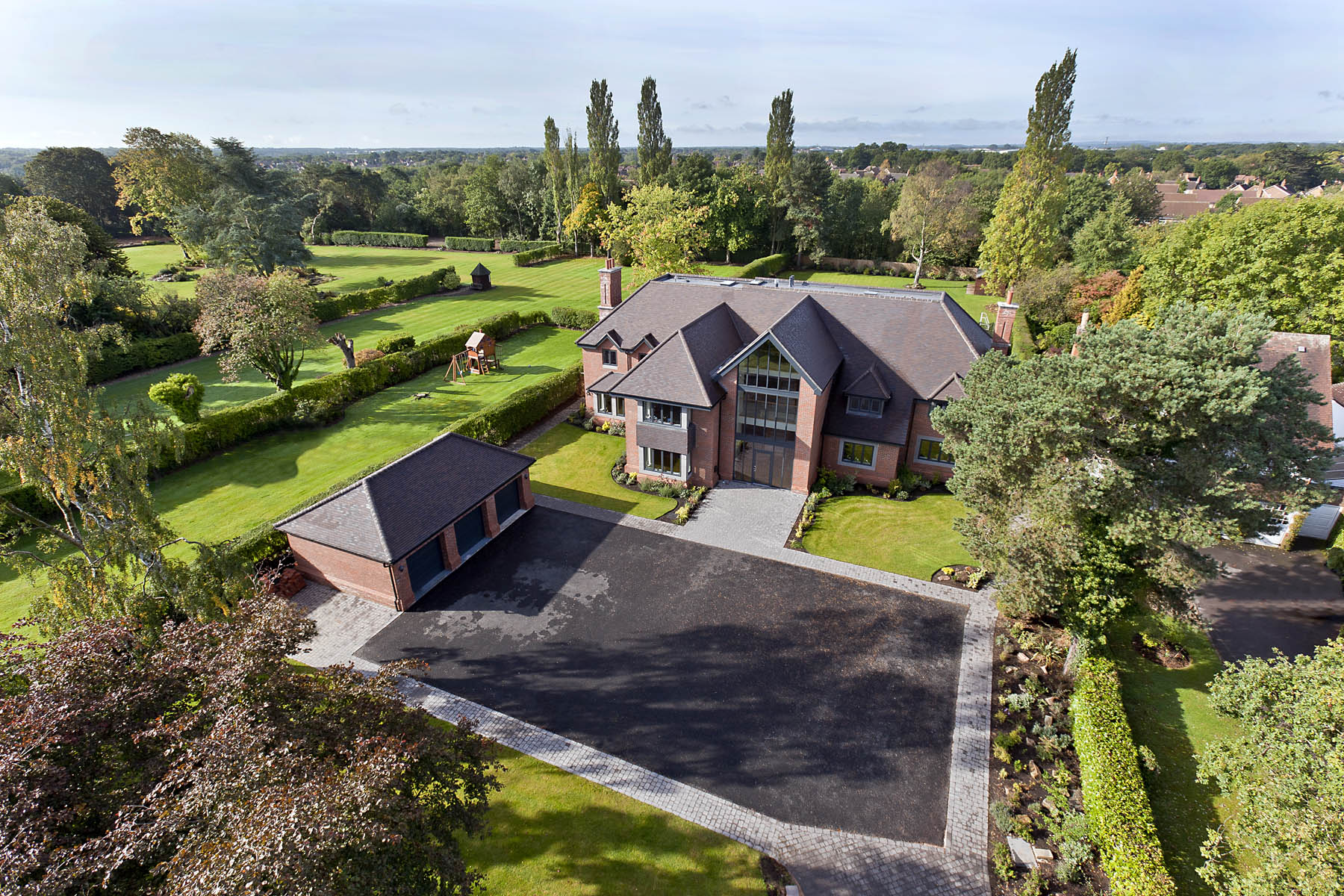 112 Widney Manor Road Solihull - Plan View